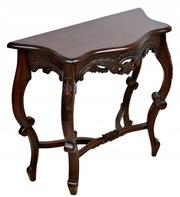 Консоль. Консольный столик с зеркалом в стиле барокко.  Луцк Консольны